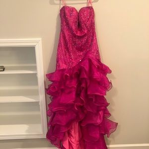 📣 SALE Panoply!  Sequin prom/pageant/homecoming